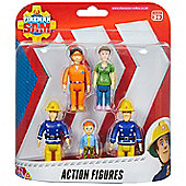 Fireman Sam 5 Figure Pack Action Figures