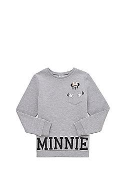 Disney Minnie Mouse Sweatshirt - Light grey