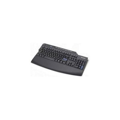 Lenovo Business Black Enhanced Performance USB Keyboard - Italian (DOS ID 141h)