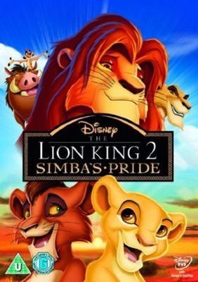 The Lion King 2 - Simba'S Pride (DVD)