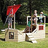 TP Pirate Galleon Play Centre