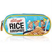 Retro Kellogg's Rice Krispies Cosmetic Bag