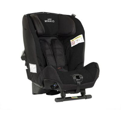 Axkid Minikid Group 1/2 Car Seat - Black