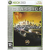 Need For Speed - Undercover - Classics - Xbox-360