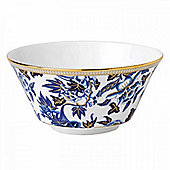 Wedgwood Hibiscus Blue Cereal Bowl 15cm