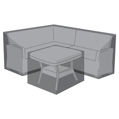 Nova - Compact Outdoor Corner Sofa Dining Set Cover