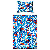 Ult Spiderman Bedding Bundle, Junior Bed