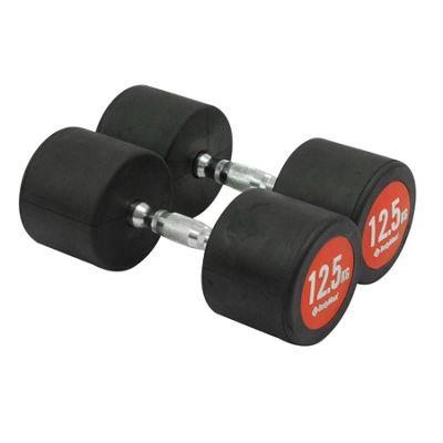 Buy Bodymax Pro V3 Rubber Dumbbells 12 5kg From Our