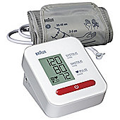 Braun BUA5000 ExactFit 1 Upper Arm Blood Pressure Monitor Cuff - White / Grey