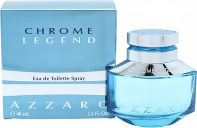 Azzaro Chrome Legend Eau de Toilette (EDT) 40ml Spray For Men