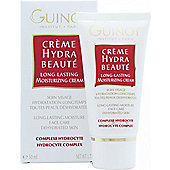 Guinot Creme Hydra Beaute Long Lasting Moisturizing Cream 50ml Dehydrated Skin