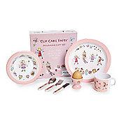 MELAMINE SET - Cup Cake Fairy