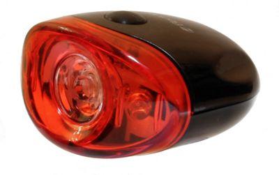 Black Widow Defender 3 LED 0.5 Watt Rear Bike Light