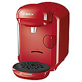 Tassimo by Bosch Vivy 2 Coffee Machine - Red