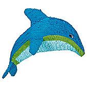 Dolphin Pinata - 56cm tall