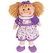 Bigjigs Toys Laura 34cm Doll