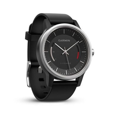 Garmin Vivomove│Analog Smart Watch│Activity Tracker│Sleep Monitor│Black
