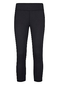 Mountain Warehouse Karma Capri Womens Leggings - Black