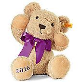 Steiff 2016 Cosy Year Bear 35cm Beige Teddy