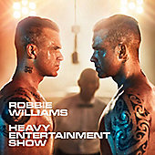 ROBBIE WILLIAMS HEAVY ENTERTAINMENT SHOW (Deluxe) CD