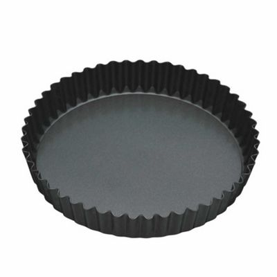 Masterclass Non-Stick Fluted Round Quiche Tin 18cm (7