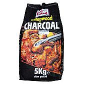 Fuel Express Lumpwood Barbecue Charcoal - 5 Kg Bag