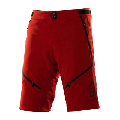TroyLee Ace Short Bright Red 38