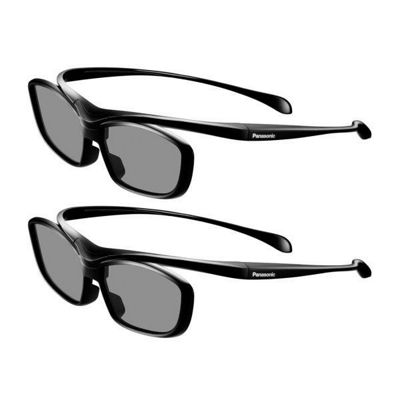 Panasonic TY-EP3D10 Passive 3D Glasses (Pack of 2) for ET5 series Smart VIERA 3D LED TV's