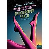 Inherent Vice DVD