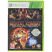 Mortal Kombat Komplete Edition - Xbox-360