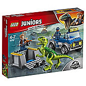 LEGO Jurassic World Juniors Raptor Rescue Truck 10757