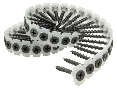 Senco DuraSpin Collated Screws Drywall to Wood Screw 3.9 x 55mm Pack 1,000