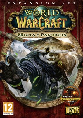 World of Warcraft Mists of Pandaria Standard Edition
