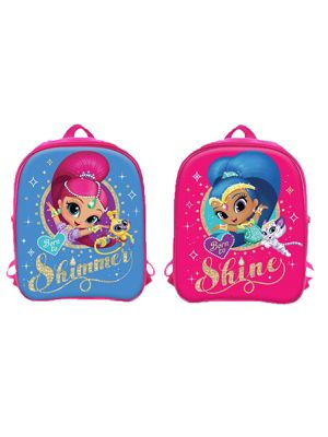 Shimmer and Shine Reversible Backpack