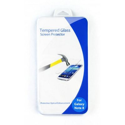 Tempered Glass Screen Protector│Clear AntiScratch Guard│For Samsung Galaxy Note8