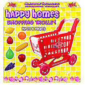 Happy Homes Shopping Trolley
