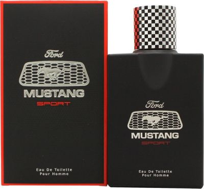 Mustang Sport Eau de Toilette (EDT) 100ml Spray For Men