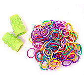Jacks Finger Loom with 150 Loom Bands