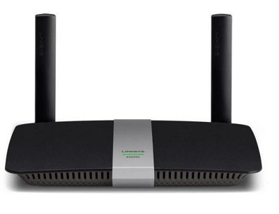 Linksys EA6350 Dual Band N300+AC867 Advanced Multimedia Smart Wi-Fi Router