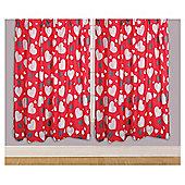 "One Direction Curtains W168xL183cm (66x72"")"