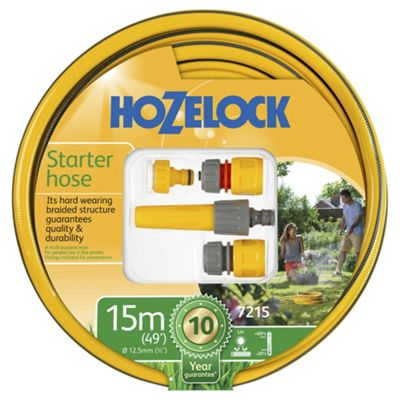 Hozelock Starter Hose Set, 15m