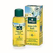 Kneipp Lemon & May Chang Enjoy Life Herbal Bath Oil 100ml