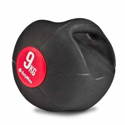 Bodymax Double Handle Medicine Ball - 9kg