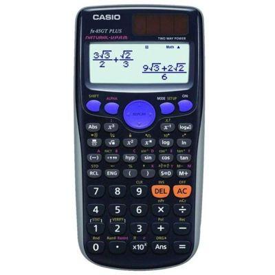 Casio FX-85Gt Plus Solar Scientific Calculator with 260 Functions