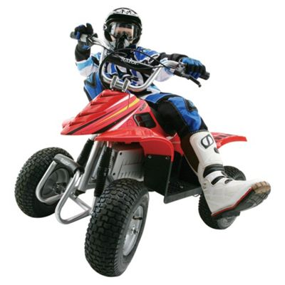 Razor 12V Ride-On Dirt Quad Bike