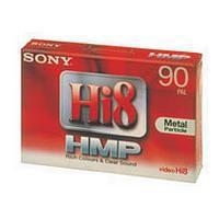 Sony Hi8 P590HMP Cassette Video 90 min