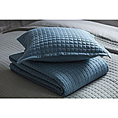 Belledorm Crompton Cushion 40x50cm - Colbalt
