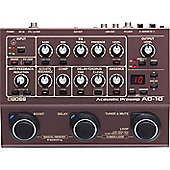 Boss AD-10 Acoustic Preamp Acoustic Guitar Effects Unit