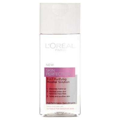 L'Oréal Skin Perfection Micellar Solution 200ml