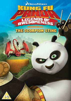 Kung Fu Panda: Legends Of Awesomeness - The Scorpion Sting